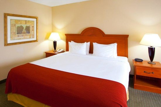 Holiday Inn Express Hotel & Suites Parkersburg - Mineral Wells: Sleep in one of our King size rooms