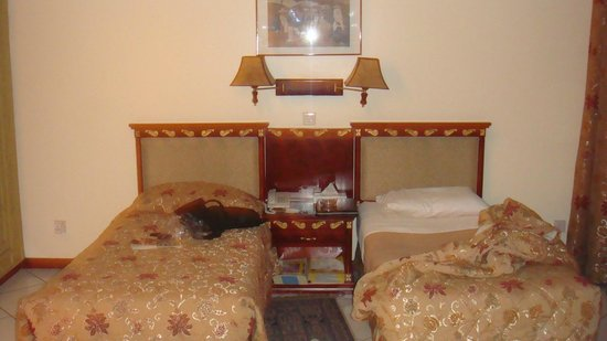 Nihal Hotel: The twin room on the 6th floor