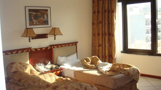 Nihal Hotel: The room