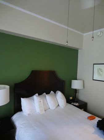 Chancellor Hotel on Union Square:                   Super comfy bed and pillows