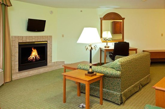 Holiday Inn Express Madison: Presidential Suite