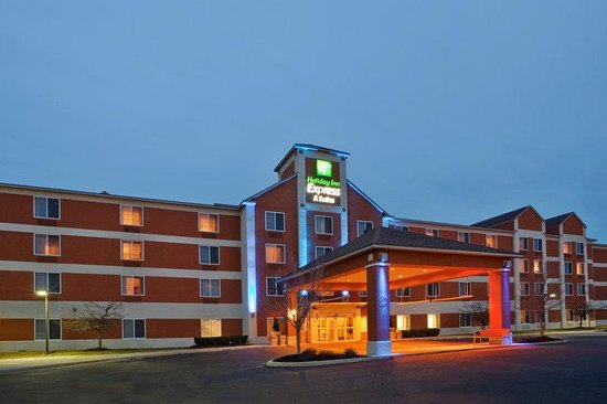 Holiday Inn Express Ann Arbor: Holiday Inn Express &amp; Suites