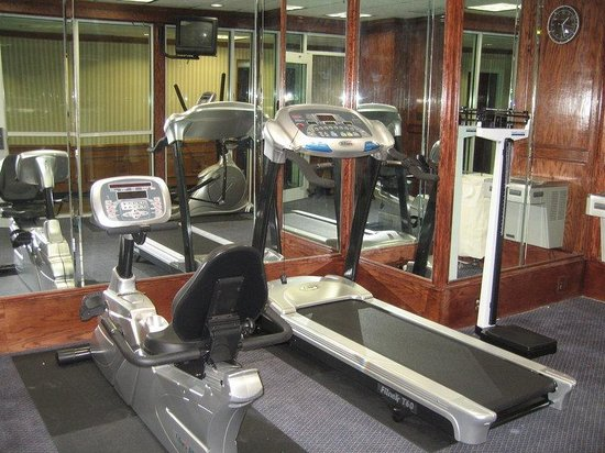 Holiday Inn Express Hotel & Suites Houston West-Energy Corridor: Fitness Center