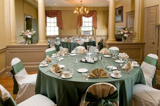 Holiday Inn Leesburg At Carradoc Hall: Historic Setting Events