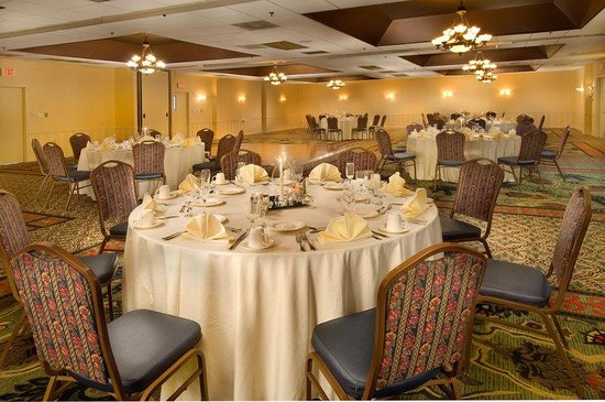 Holiday Inn Leesburg At Carradoc Hall: Ballroom