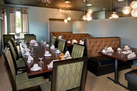 Holiday Inn Leesburg At Carradoc Hall: Restaurant