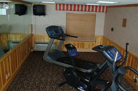 Elko, NV: Fitness Room