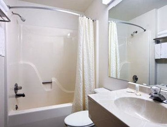 Microtel Inn & Suites by Wyndham Appleton: Bathroom