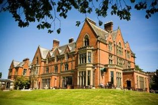 Photo of Wroxall Abbey Estate Warwick