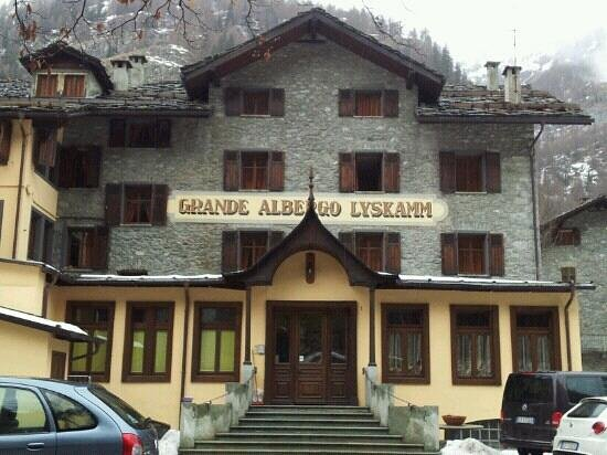 Photo of Albergo Lyskamm Gressoney Saint Jean