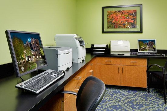 Hotel Indigo Albany-Latham: Business Center