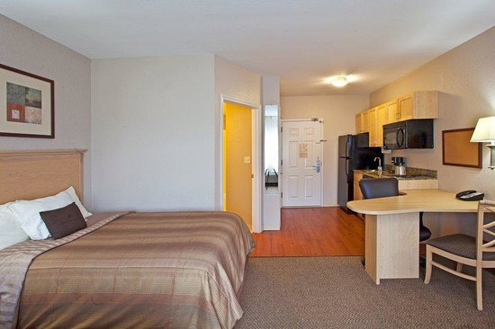 Candlewood Suites Ft Myers North I-75: Suite