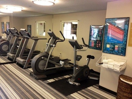 Candlewood Suites Dallas, Las Colinas: Fitness Center