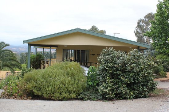 Dalblair Bed and Breakfast: The cottage