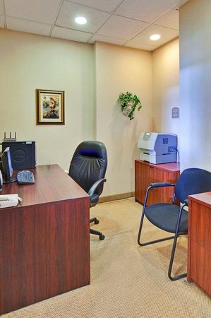 Holiday Inn Hotel & Suites Mississauga: Business Center