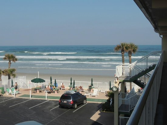 Atlantic Ocean Palm Inn:                   All rooms have ocean view
