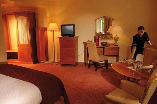 Glen Of The Downs, Ireland: Standard Double Room