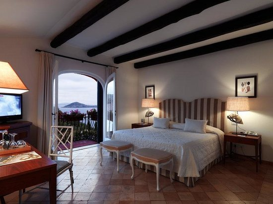 Il Pellicano: Double Sea View