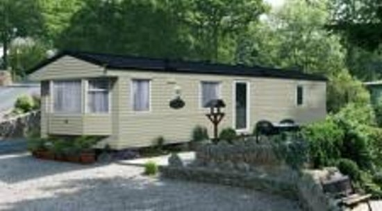 Stibb, UK: Exterior of holidayhome to rent