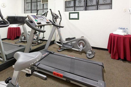 Holiday Inn Hotel & Suites Centro Historico: Gym