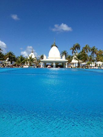 Riu Palace Aruba:                   Pool