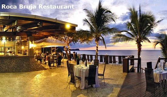 Ocotal Beach Resort: Roca Bruja Restaurant II