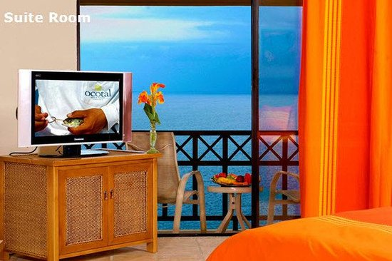 Ocotal Beach Resort: Guest Room