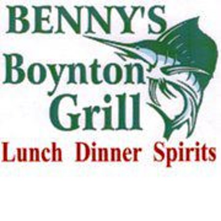 Boynton Beach, FL: Benny's Boynton Grill - Newly Remodeled with New Menu!