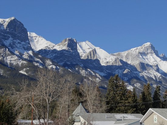 Blackstone Mountain Lodge: Canmore