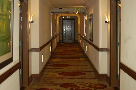 The Reef Atlantis:                   hallways