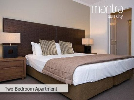 Mantra Sun City: Two Bedroom Apartment