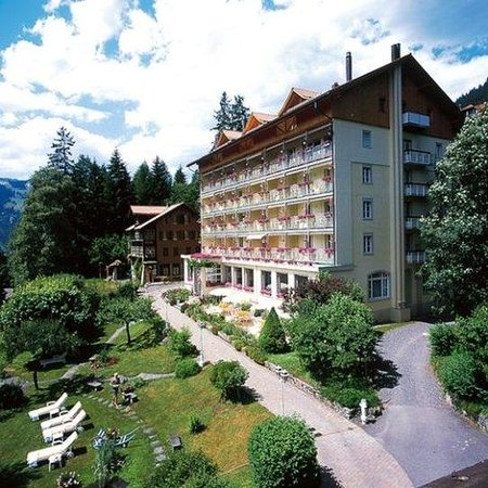 Hotel Wengener Hof