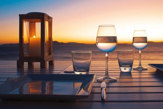 Mykonos Grand Hotel &amp; Resort: Food &amp; Beverage Detail