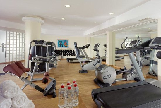 Mykonos Grand Hotel &amp; Resort: Fitness Center