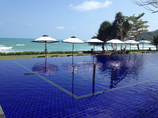 Vana Belle, A Luxury Collection Resort, Koh Samui:                   pool