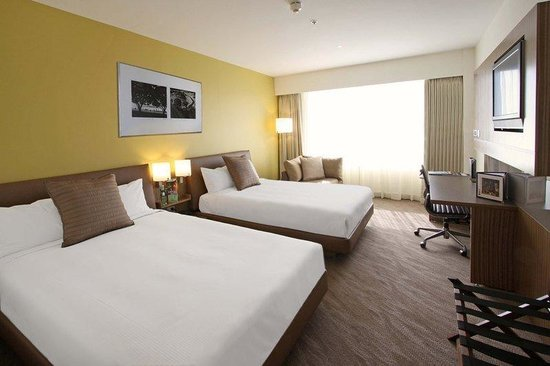 Novotel Auckland Ellerslie: Superior Room Twin
