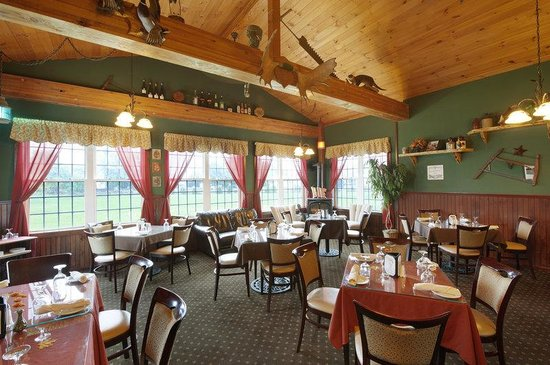 BEST WESTERN PLUS Ticonderoga Inn & Suites: Restaurant
