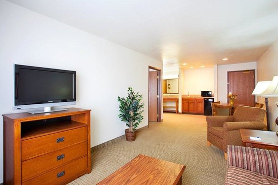Holiday Inn Express Hotel & Suites Mattoon照片