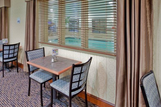 Holiday Inn Express Hotel &amp; Suites Exmore: Breakfast Area