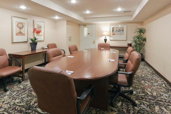 Staybridge Suites Sacramento Natomas : Boardroom