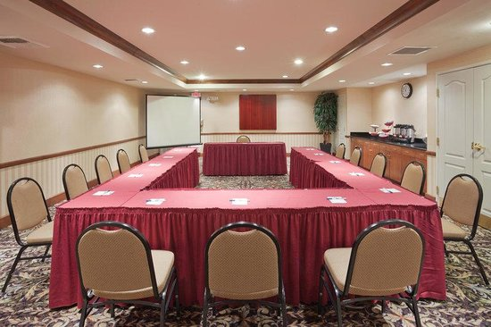 Staybridge Suites Sacramento Natomas : Meeting Room