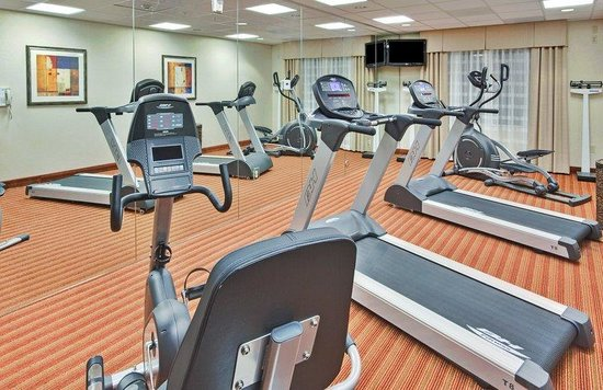 Holiday Inn Express Hotel  & Suites Banning: Fitness Center