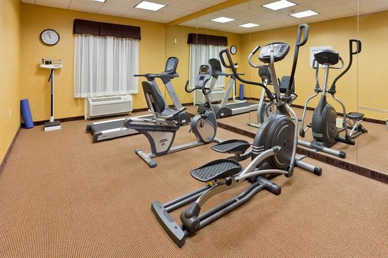 Holiday Inn Express Hotel & Suites White Haven - Lake Harmony: Fitness Center