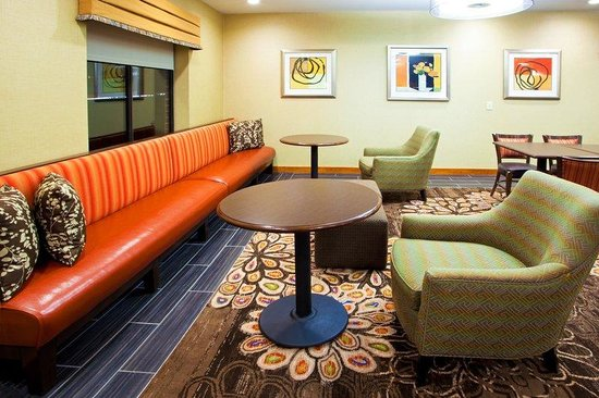 Holiday Inn Express Hotel & Suites Columbia East - Elkridge: Breakfast Area bench