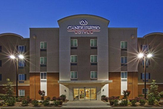Candlewood Suites Ardmore: Hotel Exterior