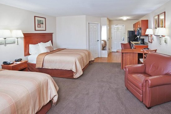 Candlewood Suites Ardmore: Two Queen Bed Guest Room