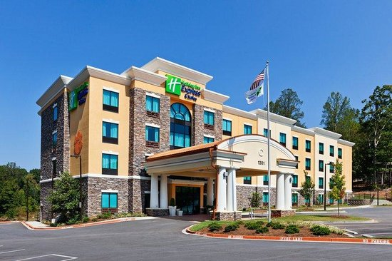 Holiday Inn Express Hotel & Suites Clemson - Univ Area: Holiday Inn Express & Suites - Go Tigers