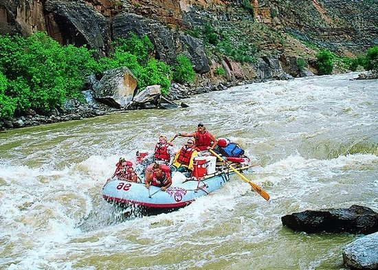 Holiday Inn Hotel & Suites Grand Junction-Airport: Colorado River Rafting