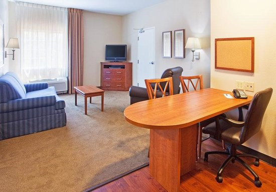 Candlewood Suites Athens-GA: Candlewood Suites Athens Georgia Studio Suite