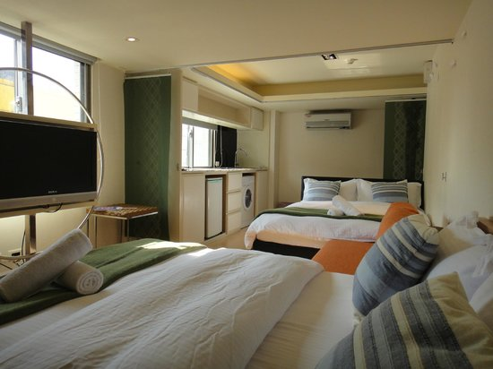 South Island Taipei Homestay